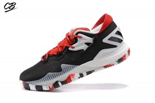 Adidas Crazylight Boost Noir Blanc Rouge
