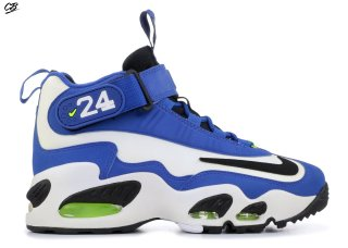 Air Griffey Max 1 (Gs) Blanc Bleu
