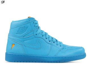 "Air Jordan 1 Retro High Og G8Rd ""Gatorade"" Bleu (aj5997-455)"