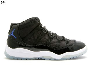 "Air Jordan 11 (Ps) ""Space Jam 2009 Release"" Noir (378039-041)"