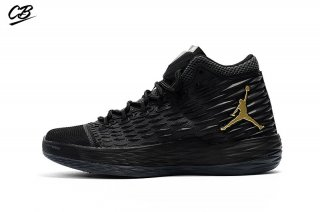 Air Jordan Melo M13 Noir Or (881562-004)