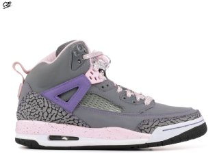 Air Jordan Spiz'Ike (Gs) Gris Rose (535712-028)