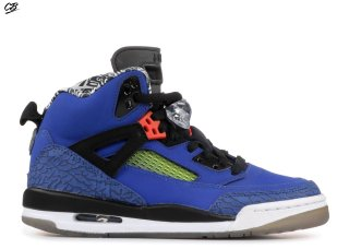 "Air Jordan Spiz'Ike (Gs) ""New York Knicks"" Bleu (317321-405)"
