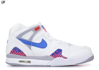 Air Tech Challenge 2 Qs Blanc Bleu