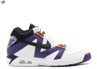 Air Tech Challenge 3 Blanc Pourpre