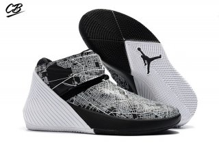 "Jordan Why Not Zer0.1 ""All Star"" Noir Blanc (tbd)"