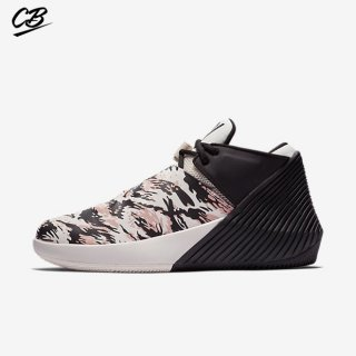 Jordan Why Not Zer0.1 Low Pfx Camo Noir Rouge (ar0346-003)