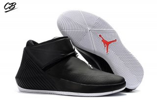Jordan Why Not Zer0.1 Noir Rouge Blanc