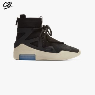 Nike Air Fear Of God 1 Noir (ar4237-001)