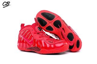 Nike Air Foamposite Pro Rouge