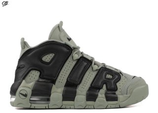 Nike Air More Uptempo (Gs) Olive (415082-007)