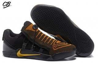 Nike Kobe A.D. Nxt Noir Or Orange