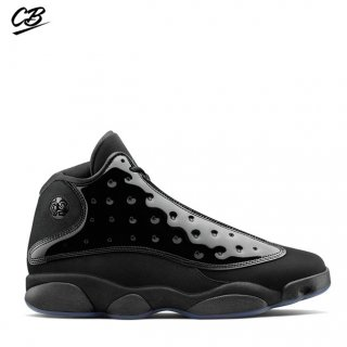 "Air Jordan 13 ""Cap Gown"" Noir (414571-012)"