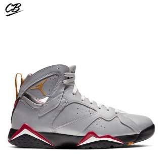 "Air Jordan 7 ""Reflections Of A Champion"" Argent (BV6281-006)"