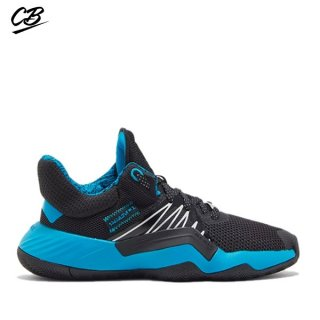"Adidas D.O.N. Issue 1 ""Star Wars"" Noir Bleu (FU7156)"