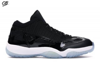 "Air Jordan 11 Low Retro Ie ""Space Jam"" Noir (919712-041)"