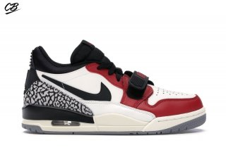 "Air Jordan Legacy 312 Low ""Chicago"" Blanc Rouge (CD7069-106)"