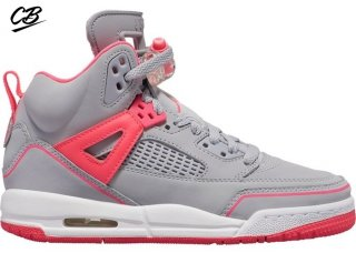 Air Jordan Spizike (GS) Gris Rose (535712-060)