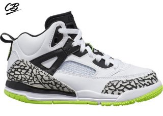 Air Jordan Spizike (PS) Blanc Volt Noir (CJ7214-170)