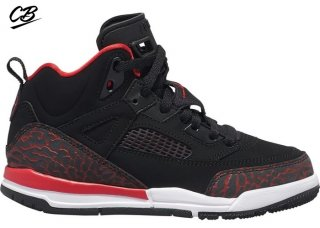 Air Jordan Spizike (PS) Noir Rouge (CJ7214-060)