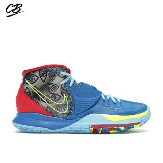 "Nike Kyrie Irving VI 6 Preheat ""New York City"" Bleu (CN9839-401)"