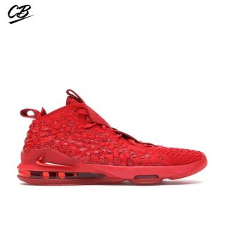 "Nike Lebron XVII 17 (GS) ""Rouge Carpet"" Rouge (BQ5594-600)"