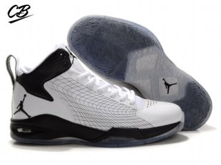 Air Jordan Fly 23 Blanc Noir