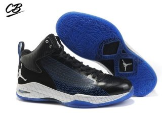 Air Jordan Fly 23 Noir Bleu Blanc