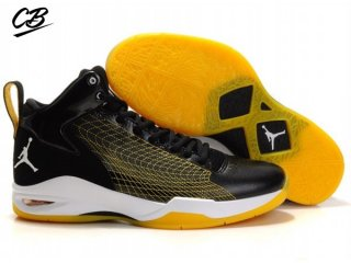 Air Jordan Fly 23 Noir Jaune