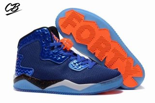 Air Jordan Spike 40 Knicks Bleu