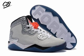 Air Jordan Spike 40 Knicks Gris