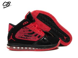 Jordan Big Ups Noir Rouge