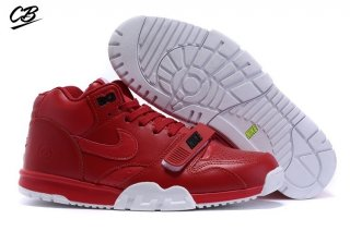 Nike Air Trainer 1 Mid Rouge
